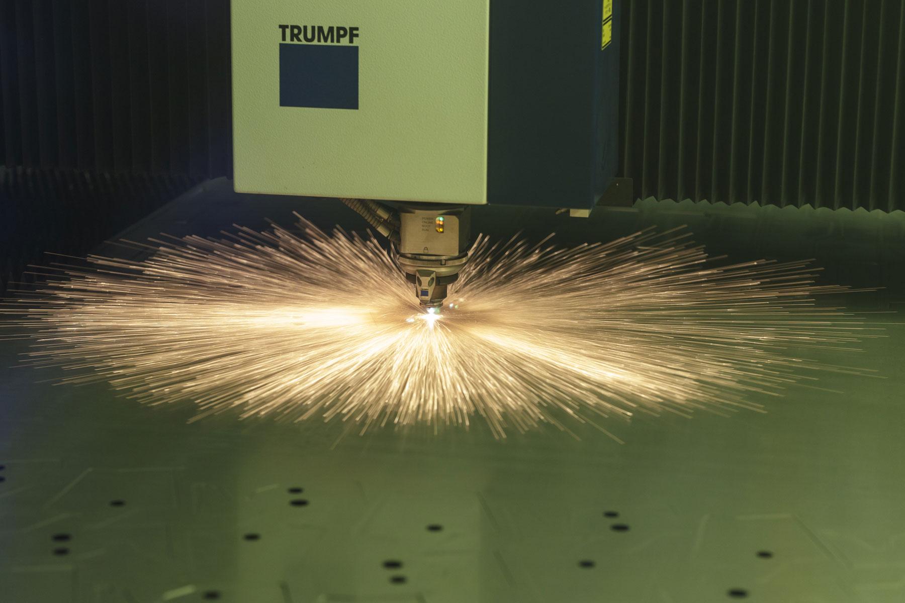翔南産業の設備について